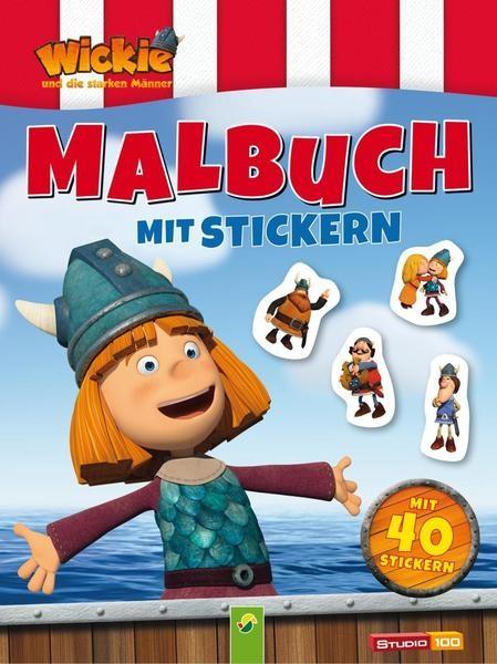 Wicky Malbuch