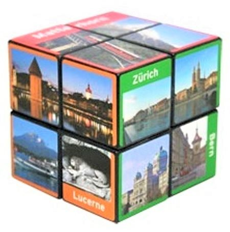 Rubiks Cube 2x2 Schweiz