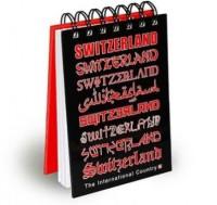 Notizblock Swiss Country