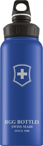WMB Swiss Emblem 1.0 Blue Touch