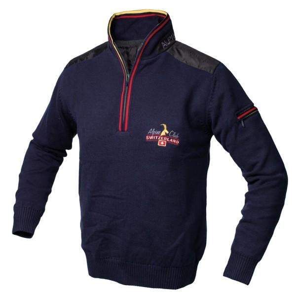 Herren Pullover Windbreaker Alpine Club