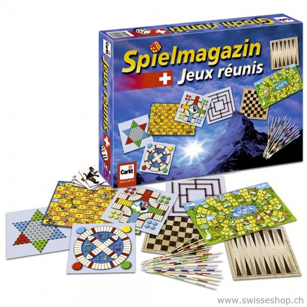 Carlit Spielmagazin