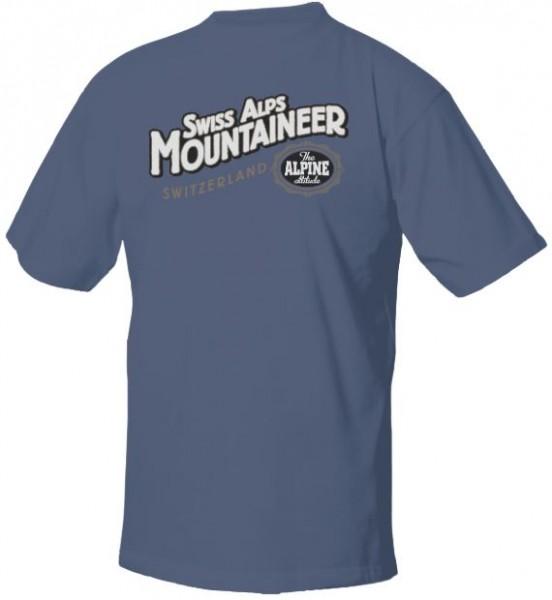 T-Shirt Swiss Bergsteiger