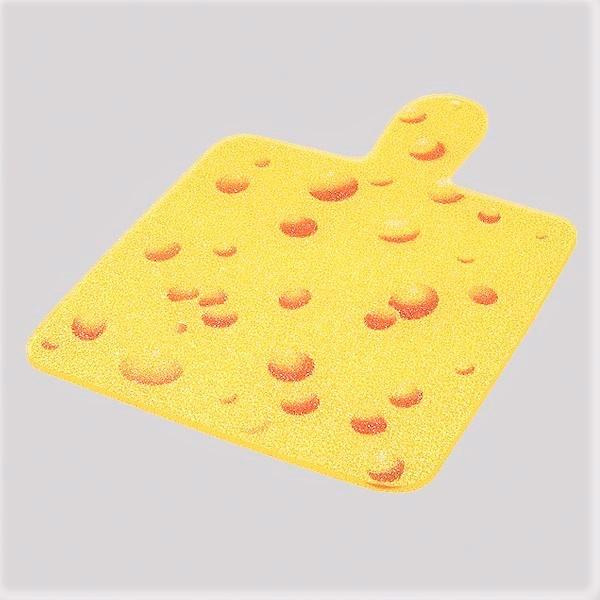 Schneidebrett Käse paddelförmig