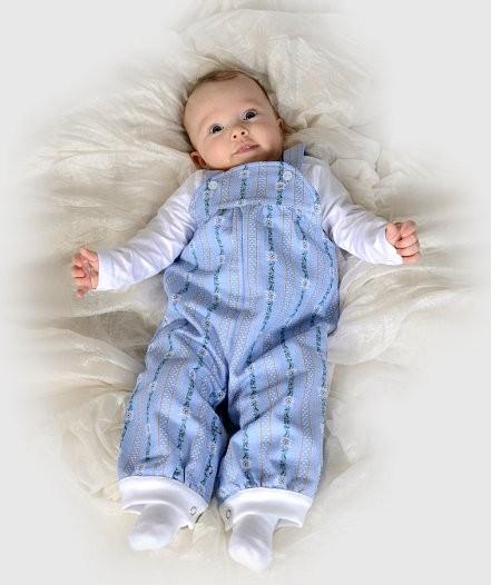 EDELWEISS-Baby-Latzhose