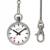 Mondaine Official Swiss Railways Pocket Watch