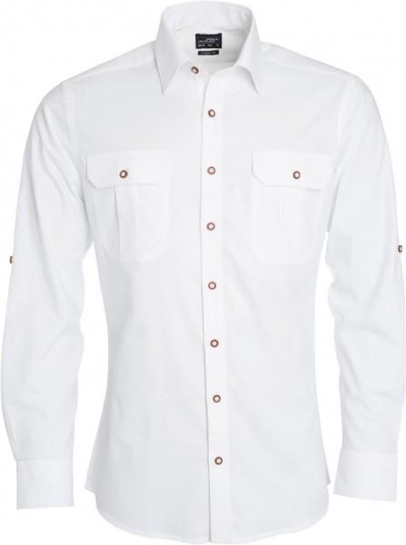 Herren Hemd im Trachtenlook