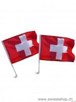 Autofahne Schweiz Duo-Pack