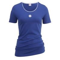 Damen T-Shirt Edelweiss