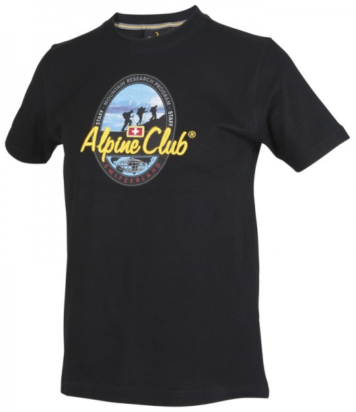 T-Shirt Berg Forschung