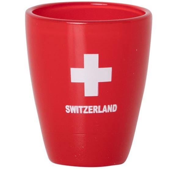 Shot Glas Schweiz, 52 mm