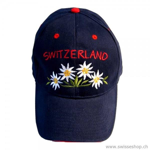cap-muetze-schweiz-souvenir-edelweiss-BLAU-6000201