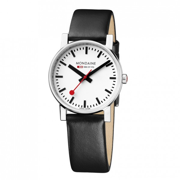 Mondaine Railways Watch EVO