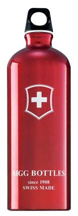Swiss Emblem Red 1.0