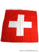 Schweizer Fahne (Fahne: 90 x 90cm)