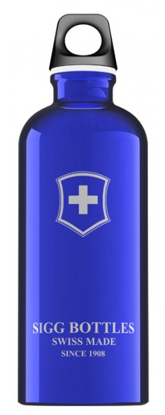 Swiss Emblem Dark Blue 0.6