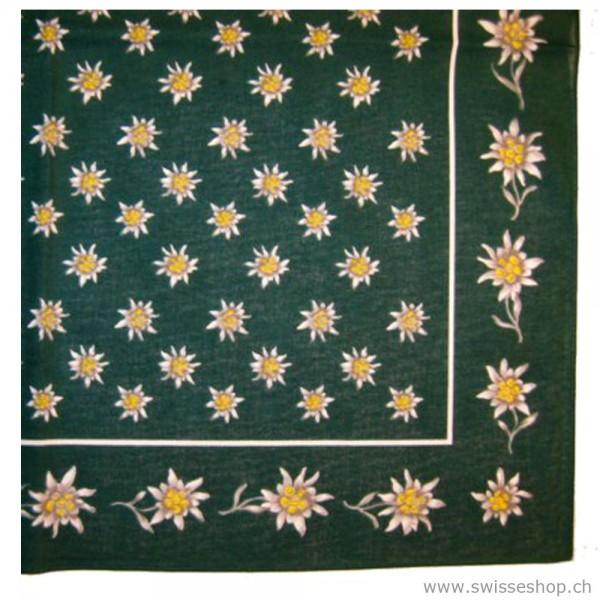 schweizer-nickituch-edelweiss-gruen-21000503