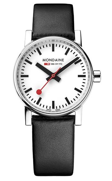 Mondaine Damenuhr evo2 SBB Swiss Railways Watch