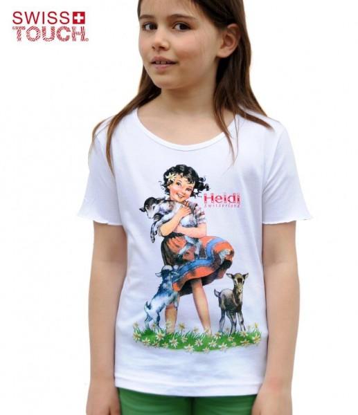 T-Shirt Heidi mit Ziege