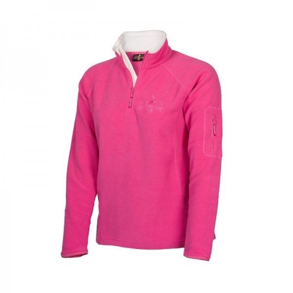 Damen Fleece Pullover