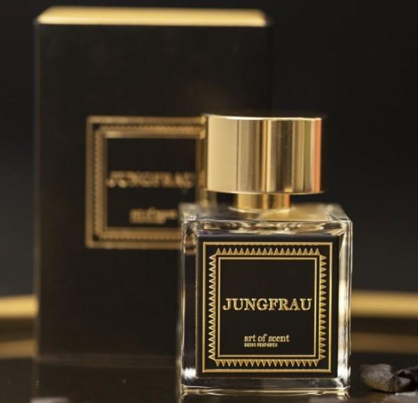 Jungfrau Parfüm Gold Edition, 50 ml