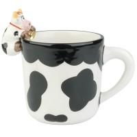 Tasse Kuh aussen