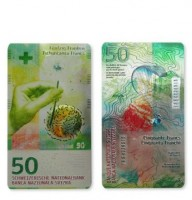Magnet Banknote CHF 50.-