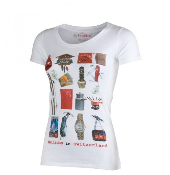 T-Shirt Holiday in Switzerland