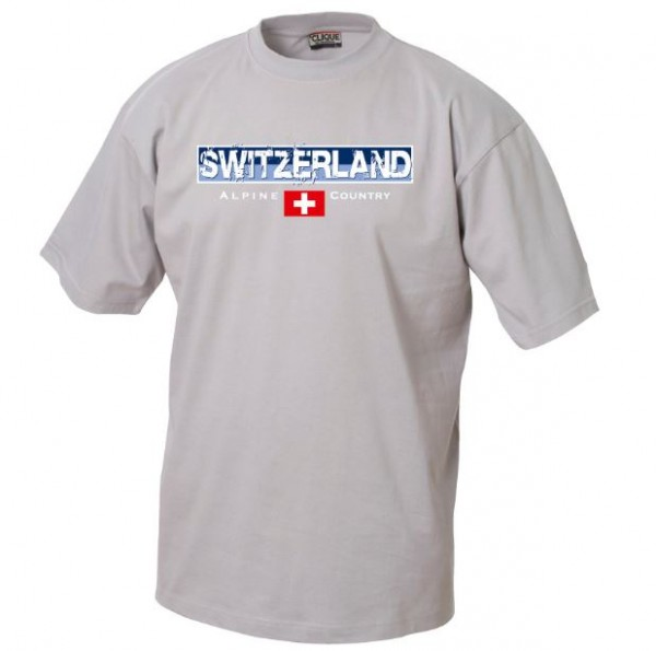 T-Shirt Alpine country