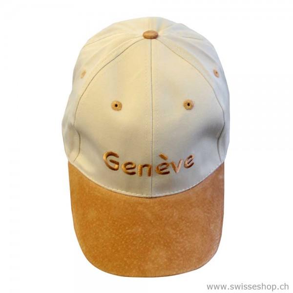 muetze-cap-schweiz-geneve-souvenir-BEIGE-5911