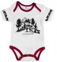 Baby-Body Scherenschnitt