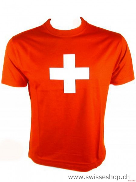 T-Shirt SWISS CROSS