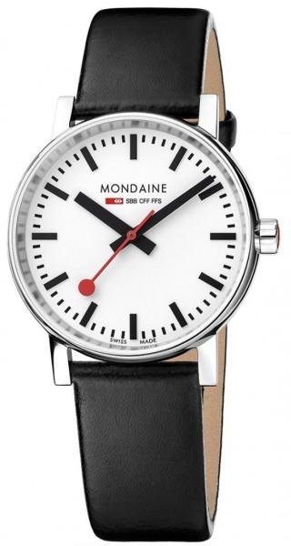 Mondaine SBB Armbanduhr evo2