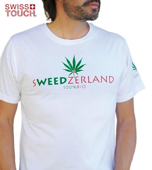 Herren T-Shirt sWEEDzerland