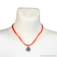 edelweiss,anhaenger,swarovski,schmuck,souvenir,schweizer