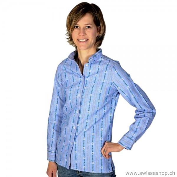 Edelweiss Damen Hemd