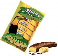Munz Schokolade Bananen, 133g