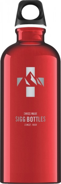 SIGG Flasche Mountain Red 0.6 L
