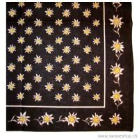 schweizer-nickituch-edelweiss-schwarz-21000506