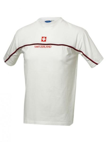 T-Shirt mit Schweizerwappen