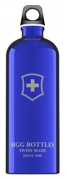 Swiss Emblem Dark Blue 1.0